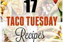 Dinner Ideas | Meal Planning / Easy dinner recipe ideas for our busy family!  #dinnerideas #mealplanning #dinnerrecipes #recipes #dinner