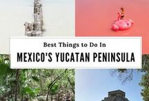 Mexico travel / Discover the best travel tips for Mexico, how to travel in Mexico, what to see, Mexico bucket list and how to save money for your next Mexico travel. Best things to do in Mexico, the ideal itinerary and Mexico ultimate bucket list.