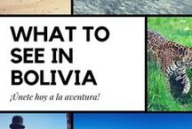 Bolivia travel / Discover the best travel tips for Bolivia, how to travel in Bolivia, what to see, Bolivia bucket list and how to save money for your next Bolivia travel. Best things to do in Bolivia, the ideal itinerary and Bolivia ultimate bucket list.