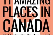 Canada travel / Discover the best travel tips for Canada, how to travel in Canada, what to see, Canada bucket list and how to save money for your next Canada travel. Best things to do in Canada, the ideal itinerary and Canada ultimate bucket list.
