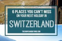 Switzerland travel / Discover the best travel tips for Switzerland, how to travel in Switzerland, what to see, Switzerland bucket list and how to save money for your next Switzerland travel. Best things to do in Switzerland, the ideal itinerary and Switzerland ultimate bucket list.