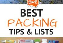 Travel Packing / Travel packing tips & tricks every traveler should know. Learn how to pack your bag like a pro. Awesome tips for packing + travel packing list. Learn how to travel pack in the right way.