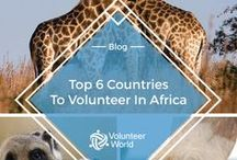 Voluneteering / Learn how to volunteer abroad and how to travel the world as a volunteer. Discover the way how to save money while travel and volunteer. Discover the best places for volunteering abroad and what you need to do to volunteer.