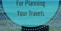 Travel Planning / Learn how to plan a trip with all the amazing planning tips and tricks. The best resources for planning your travels. How to plan international travels, how to plan budget travels and best travel resources and tips for travel websites.