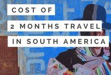 South America travel / Discover the best travel tips for South America, how to travel in South America, what to see, South America bucket list and how to save money for your next South America travel. Best things to do in South America, the ideal itinerary and South America ultimate bucket list.