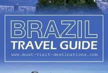 Brazil travel / Discover the best travel tips for Brazil, how to travel in Brazil, what to see, Brazil bucket list and how to save money for your next Brazil travel. Best things to do in Brazil, the ideal itinerary and Brazil ultimate bucket list.