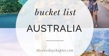 Australia travel / Discover the best travel tips for Australia, how to travel in Australia, what to see, Australia bucket list and how to save money for your next Australia travel. Best things to do in Australia, the ideal itinerary and Australia ultimate bucket list.