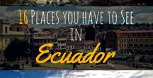 Ecuador travel / Discover the best travel tips for Ecuador, how to travel in Ecuador, what to see, Ecuador bucket list and how to save money for your next Ecuador travel. Best things to do in Ecuador, the ideal itinerary and Ecuador ultimate bucket list.