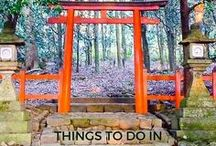 Japan travel / Discover the best travel tips for Japan, how to travel in Japan, what to see, Japan bucket list and how to save money for your next Japan travel. Best things to do in Japan, the ideal itinerary and Japan ultimate bucket list.