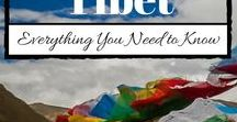 Tibet travel / Discover the best travel tips for Tibet, how to travel in Tibet, what to see, Tibet bucket list and how to save money for your next Tibet travel. Best things to do in Tibet, the ideal itinerary and Tibet ultimate bucket list.