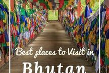 Bhutan travel / Discover the best travel tips for Bhutan, how to travel in Bhutan, what to see, Bhutan bucket list and how to save money for your next Bhutan travel. Best things to do in Bhutan, the ideal itinerary and Bhutan ultimate bucket list.