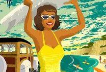 Turismo vintage: costa