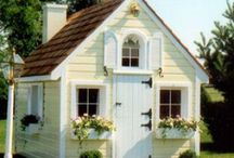 Cottage Charm / by Becky Fawcett