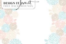 Free Blog Backgrounds / by Carolynn Reynolds