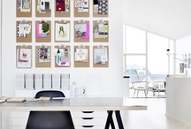 Office Space Ideas / by Carolynn | Design It Love It