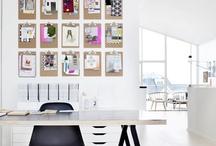 Office Space Ideas / by Carolynn Reynolds