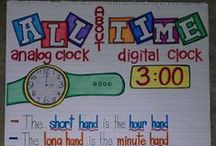 Classroom {Math} / Anchor charts, reproducibles, games, etc... / by Kimberly Carlton