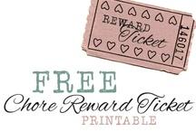 Free Printables / by Carolynn Reynolds