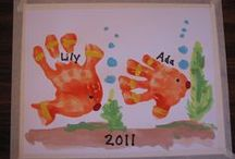 Children: Crafts / Fun craft ideas for children for anytime of year. / by Susan Gemming