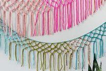 yarn / Garn ● fil ● twine / by reizenbee