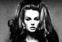 """A Lovely Crustation  / Famous model from the 60s, Jean Shrimpton, known as the first """"super model"""". / by Kelli Rockwood Cline"""