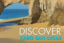 Cabo San Lucas, Mexico / Great sights, tips, photos and travel ideas from beautiful Cabo San Lucas, Mexico. Located at the tip of Mexico's Baja Peninsula, Cabo is all about gorgeous beaches, endless sunshine and luxurious accommodations.