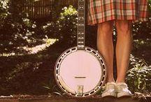 banjo lovin / by Alita