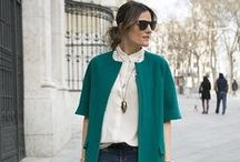 Fashionable Women / The most stylish women and fashion forward looks to inspire your wardrobe