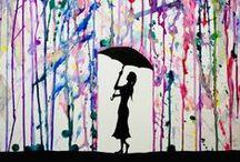 art  : inspiration & tutorial / Idee ● inspiration ● idea / by reizenbee