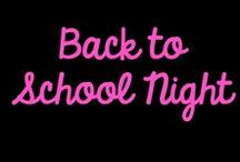 Back to School Night / by Jessica Wood