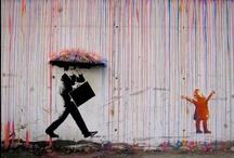 urban art / Straßenkunst ● street art  ● graffitis