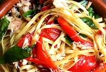 Pasta / Spätzle ⋲ Nudeln ⋲ pasta ⋲ pâtes ⋲ noedels
