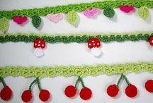 häkeln / Häkeln ● crochet ● haken