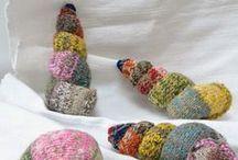 stricken / Stricken ● tricoter ● knit