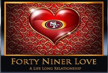 49ers / by Sandy O'Hara