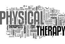 PT, kinetics, anatomy, physiology... <3 / by Alita