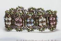 Beading & Jewelry DIY - Bracelets / by Peg Price