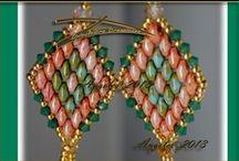 Beading & Jewelry DIY - Earrings / by Peg Price