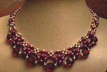 Beading & Jewelry DIY - Necklaces / by Peg Price