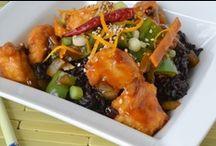 asiatisch / #Küche Asiens #Asian #asiatique #smaak van Azië