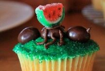 Cupcakes (non-Holiday) / by Peg Price
