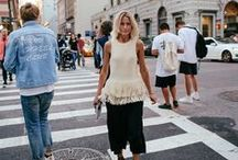 Street Style / Looks we love, inspirational outfits straight from the street.