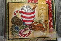A Little Bit Festive: Sheena Douglass - Crafter's Companion
