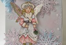 Winter Faerie Poppets - Crafter's Companion