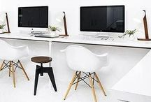 work it / office space inspo to get the creatives running...