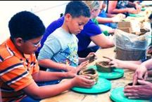 ArtEd: Clay / These include projects, procedures and helpful tips