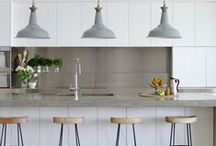 cook / just some of the elements I want in my dream kitchen...