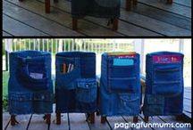 aus Jeans / refashion ● recycling ● upcycling ●● nähen ● coudre ● tailor ●● Jeans ● jean ●  denim
