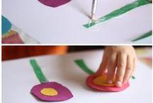 kids : art & craft / Idee ● inspiration ● idea / by reizenbee