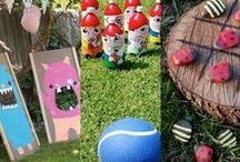 kids : outdoor activities / draußen spielen ● aire de jeux ● outdoor activities / by reizenbee